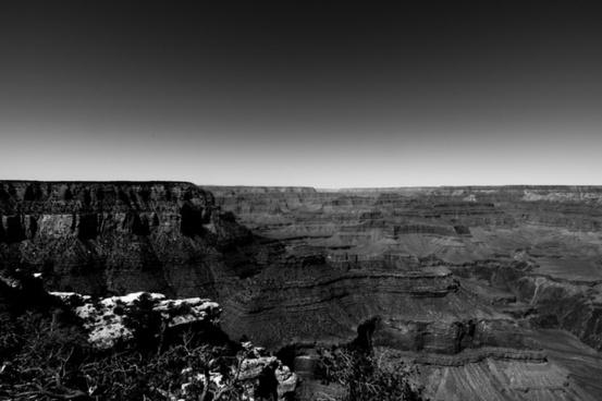 black and white cloud desert hill horizon landscape