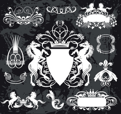 Coat of arms free vector download (677 Free vector) for commercial