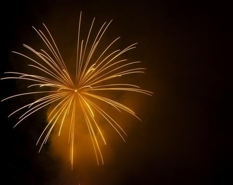 black burst celebrate