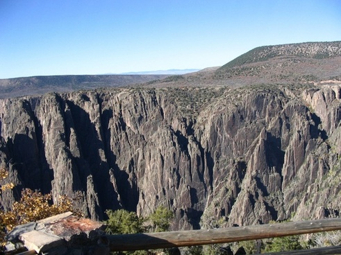 black canyon colorado