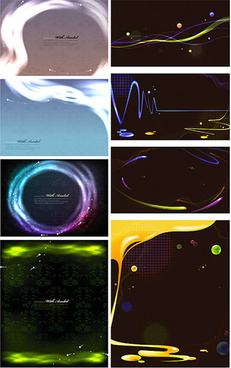 black cool background vector
