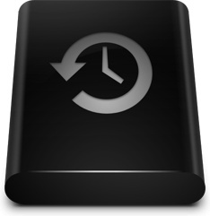 Black Drive Backup