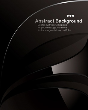 abstract background modern dark design