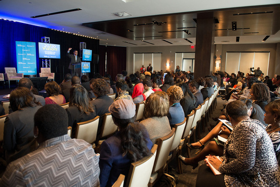 black enterprise 20 20 vision forum on supplier diversity