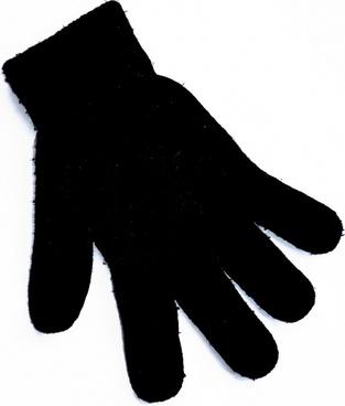 black hand background