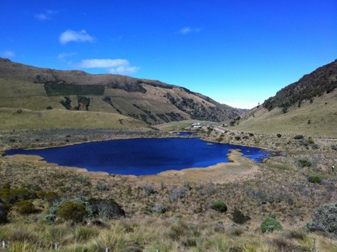 black lagoon lake laguna