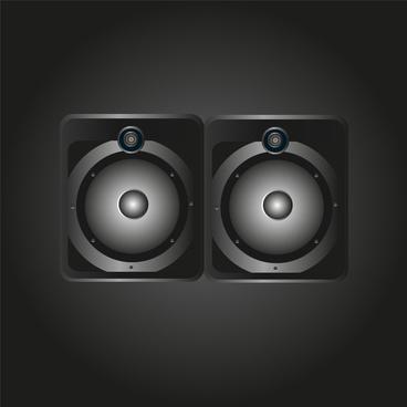 black music speakers