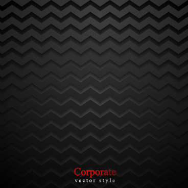 black textured style background vector