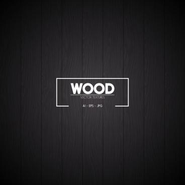 black wooden plank background
