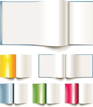 blank books clip art pictures