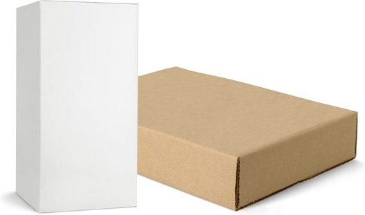 blank box packaging psd layered 2