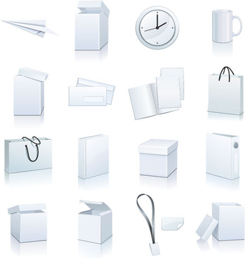 blank icon vector