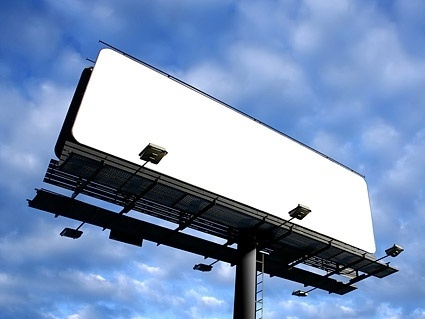 blank largescale outdoor billboard picture 3