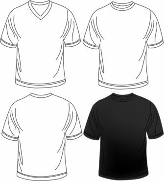Blank Men  t-shirt