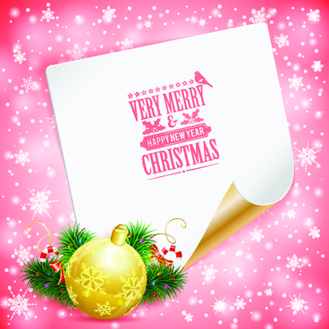 Christmas greeting card vector free vector download 18233 free blank paper christmas greeting card vector m4hsunfo