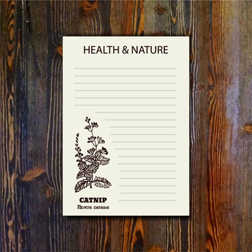 blank paper with vintage wood background