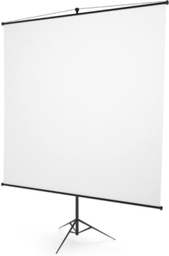 blank projection screen highdefinition picture