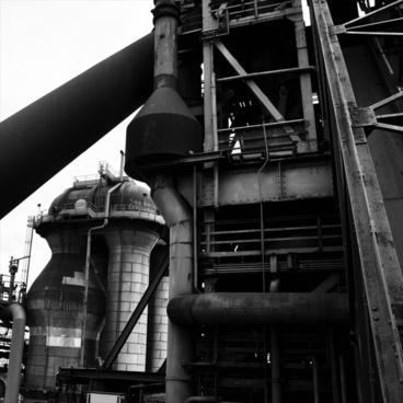 blast furnace industry work