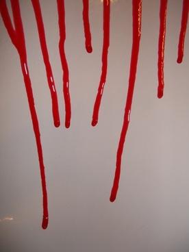 blood gore spooky