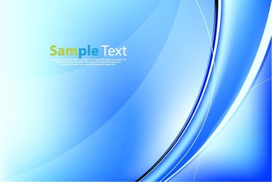 blue abstract background vector graphic artwork