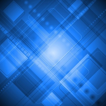 blue abstract design art background vector illustration
