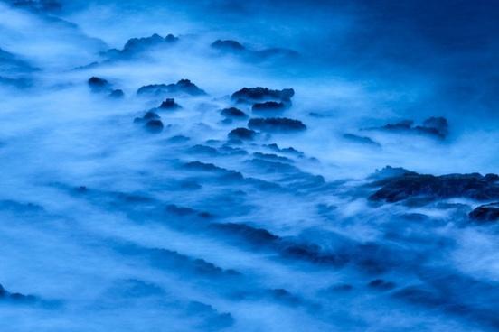 blue blur coast