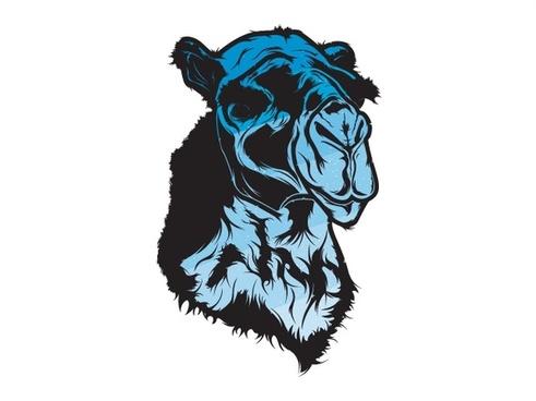 Blue Camel