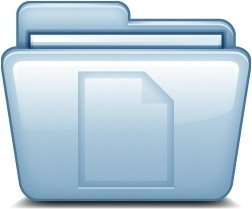 Blue Documents