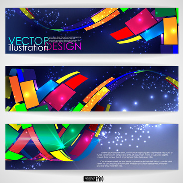 blue dynamic backgrounds illustration