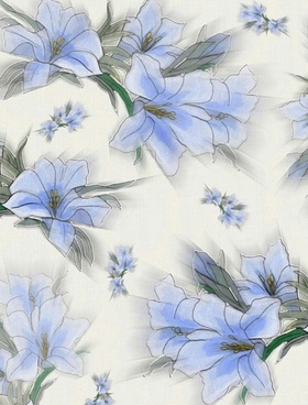 Blue Flowers Wallpaper Free Stock Photos Download 16 213