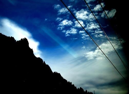 blue mountains train