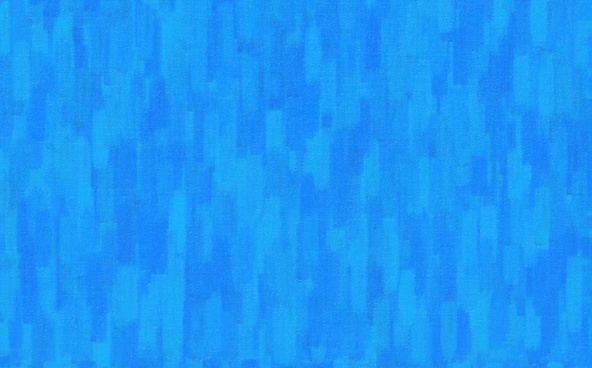 blue painting background