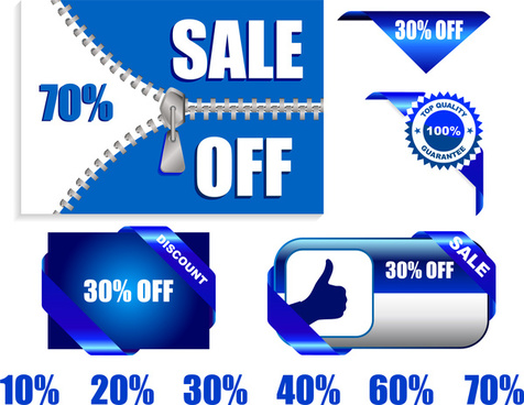 blue sale off label