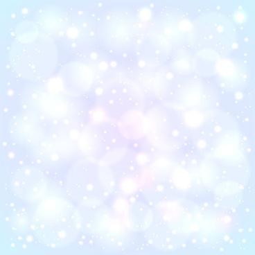 blue shining light vector background