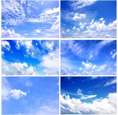 blue sky 05 hd picture