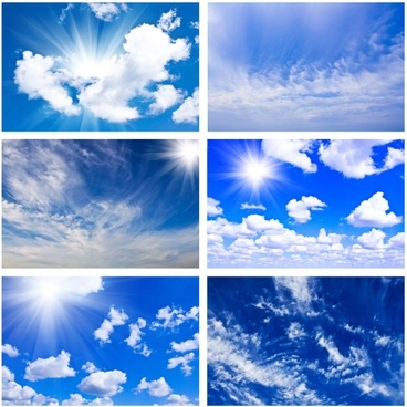 blue sky 06 hd pictures
