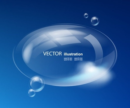 blue sky background 04 vector