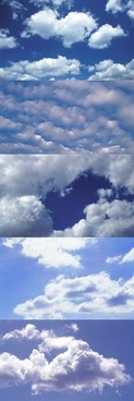 blue sky highdefinition picture