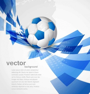 blue sport vector background