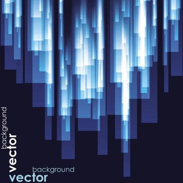blue star background 02 vector