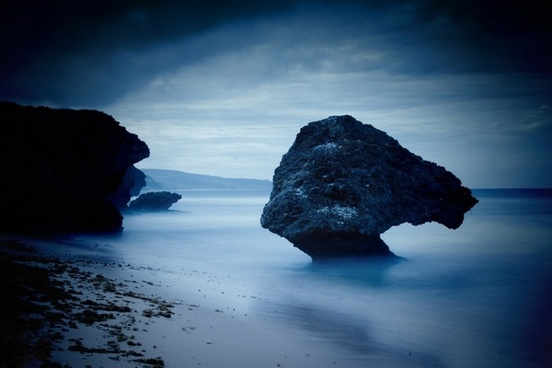 blue stone caribbean