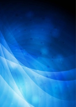 blue styles design vector background