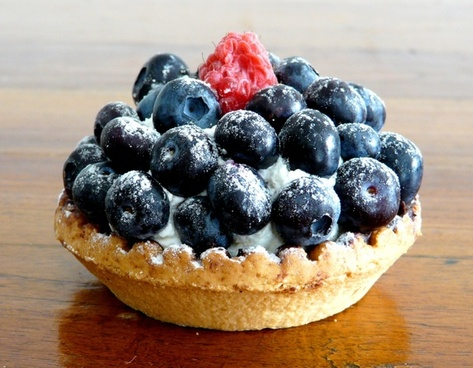 blueberries blue sweet