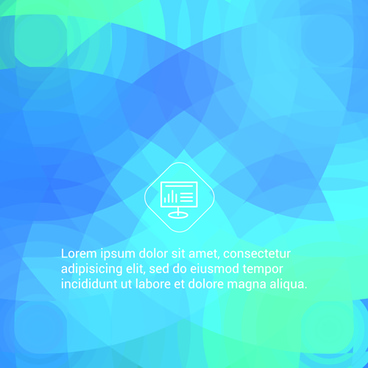 blurred colored texture background vector