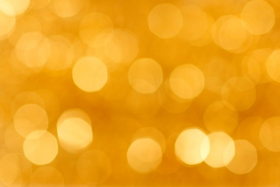 blurred golden background