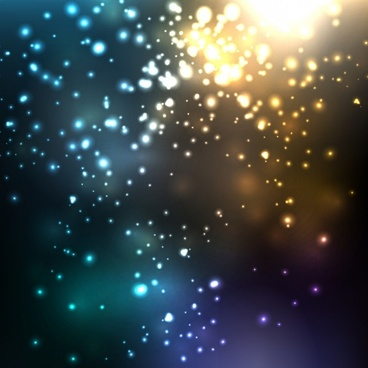 blurry light