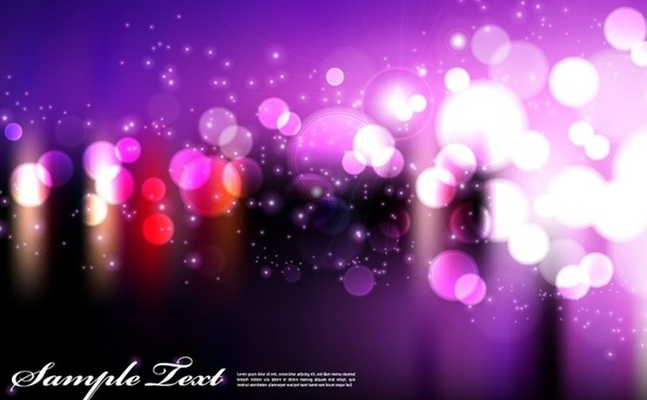 abstract violet background sparkling blurred style