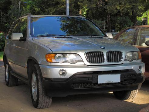 bmw x5 44i 2001