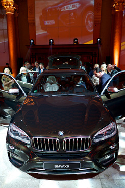 bmw x6 2015 launch riga