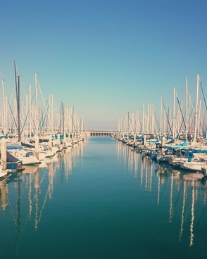 boat city dock harbor harbour jetty lake marina